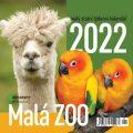 Kalendář 2022 -  Malá ZOO, malý stolní týdenní, 143 x 140 mm - Glos
