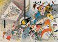 Kandinsky Wassily: Bez názvu - Puzzle/1000 dílků - Ricordi