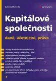 Kapitálové společnosti - Ing. Dalimila Mirčevská
