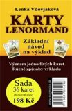 Karty Lenormand - Lenka Vdovjaková