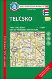 KČT 98 Telčsko 1:50 000 - Klub českých turistů