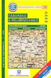 KČTC 18 Táborsko a Pelhřimovsko 1:100 000 - Cabalka Zdeněk