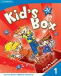 Kid´s Box 1 Pupil´s Book - Caroline Nixon