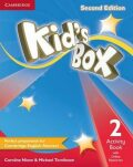 Kid´s Box 2 Activity Book with Online Resources, 2nd Edition - Caroline Nixon