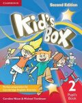 Kid´s Box 2 Pupil´s Book, 2nd Edition - Caroline Nixon