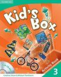 Kid´s Box Level 3: Activity Book with CD-ROM - Caroline Nixon, ...