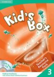 Kid´s Box 3 Tchr´s Resource Book - Kathryn Escribano