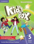 Kid´s Box 5 Pupil´s Book,2nd Edition - Caroline Nixon