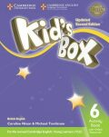 Kid's Box Level 6 Updated 2nd Edition: Activity Book - Caroline Nixon