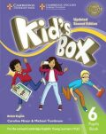 Kid's Box Level 6 Updated 2nd Edition: Pupil's Book - Caroline Nixon