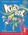 Kid´s Box 2 Pupil´s Book British English,Updated 2nd Edition - Caroline Nixon