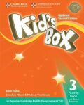 Kid´s Box 3 Activity Book with Online Resources British English,Updated 2nd Edition - Caroline Nixon