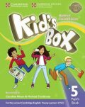 Kid's Box Level 5 Updated 2nd Edition: Pupil's Book - Caroline Nixon