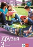 Klassnyje Druzja 3 Ruština učebnice - Klett