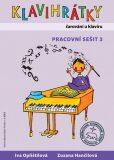 Klavihrátky čarování u klavíru - Pracovní sešit 3 - Iva Oplištilová, ...