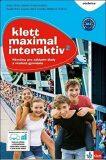 Klett Maximal interaktiv 2 Metodická příručka černobílý - Giorgio Motta, Claudia Brass