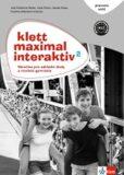 Klett Maximal interaktiv 2 (A1.2) – pracovní sešit - Klett