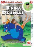 Kniha džunglí 09 - DVD pošeta - Fumio Kurokawa
