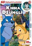 Kniha džunglí 10 - DVD pošeta - Fumio Kurokawa