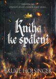 Kniha ke spálení - Bruce Holsinger