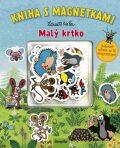Kniha s magnetkami Malý krtko - Zdeněk Miler