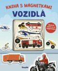 Kniha s magnetkami: Vozidlá - Stonožka