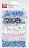 Knorr Prandell Sada dekorací - Baby modré - KANORG