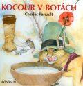 Kocour v botách - Charles Perrault