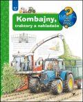 Kombajny, traktory a nakladače - Andrea Eme