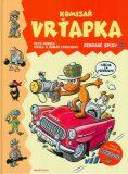 Komisař Vrťapka: Sebrané spisy 2 - Petr Morkes, Pavla Etrychová