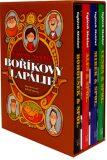 Boříkovy lapálie - dárkový box (komplet) - Vojtěch Steklač, Adolf Born