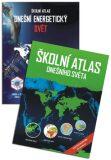 Komplet Školní atlas dnešního světa + Školní atlas Dnešní energetický svět - TERRA