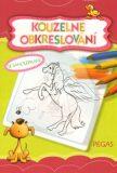 Kouzelné obkreslování Pegas - Dorota Krassowska