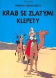 Tintinova dobrodružství Krab se zlatými klepety - Herge