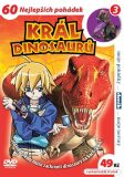 Král dinosaurů 03 - DVD pošeta - NORTH VIDEO