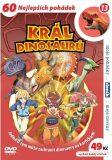 Král dinosaurů 13 - DVD pošeta - NORTH VIDEO