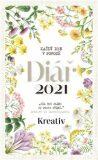 Kreativ Diář 2021 - Luční kvítí - Vltava Labe Media