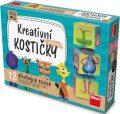 Kreativní kostičky Příšerky - 12 kusů - Dino Toys