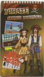 Kreativní skicák - Piráti - Playco