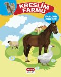 Kreslím Farmu - šablony pro děti - Svjatoslav Bulackij