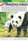 Kriticky ohrožená zvířata - Naučná karta - Computer Media