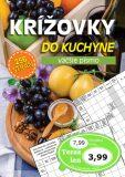 Krížovky do kuchyne - Bookmedia