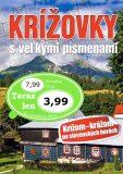 Krížovky s veľkými písmenami Krížom krážom po slovenských horách - Ottovo nakladateľstvo