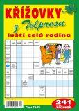 Křížovky z Telpresu luští celá rodina - 241 křížovek 2/2020 - TELPRES