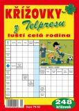 Křížovky z Telpresu luští celá rodina - 248 křížovek 1/2020 - TELPRES