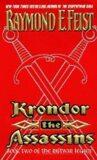 Krondor: The Assassins : Book Two of the Riftwar Legacy - Raymond E. Feist