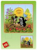 Krtek a myška - Maze game (posouvačka/skládačka) - Akim