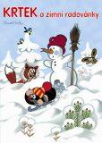 Krtek a zimní radovánky - Omalovánky A4 - Akim
