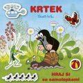 Hraj si se samolepkami Krtek - Zdeněk Miler