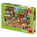 Krtek v kuchyni - puzzle 100XL dílků - Dino Toys
